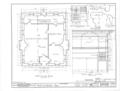 University of Georgia, Demosthenian Hall, Athens, Clarke County, GA HABS GA,30-ATH,4A- (sheet 1 of 5).png