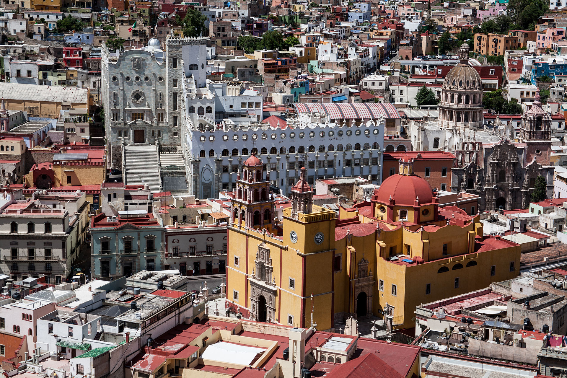 Mexico City San Antonio