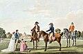 Unterhaltung zu Pferde im Prater bey dem Panorama.jpg