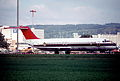 Untitled DC-9-31 G-PKBE@ZRH, October 1988 BVP (5126681317).jpg