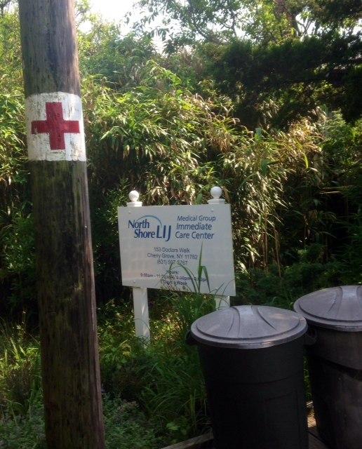 Urgent Care on Fire Island