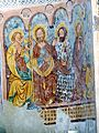 Urschalling Jakobskirche - Fresko Apsis 2b Apostel.jpg