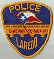 Usa - texas - Laredo police.jpg