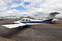 VH-SRO - BE76 - Not Available