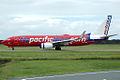 VH-VUM 'Brindabella Blue' Boeing 737-8BK Virgin Blue (8709023993).jpg