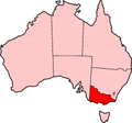 VIC in Australia map.png