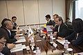 VISITA OFICIAL DEL MINISTRO DE RELACIONES EXTERIORES Y MOVILIDAD HUMANA DE LA REPÚBLICA DEL ECUADOR A LA REPÚBLICA DE COREA DEL SUR (14364273007).jpg