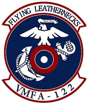 VMFA-122 - Image: VMFA122New Logo