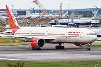 VT-ALP - B77W - Air India