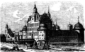 Vadstena Castle from Familj-Journalen1864.png