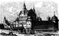 Vadstena Castle from Familj-Journalen1864.png