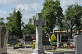 Valeč, kříž na hřbitově (2014).jpg