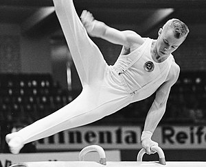 Valery Karasyov - Karasyov at the 1966 World Championships
