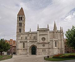 Santa María de la Antigua de Valladolid
