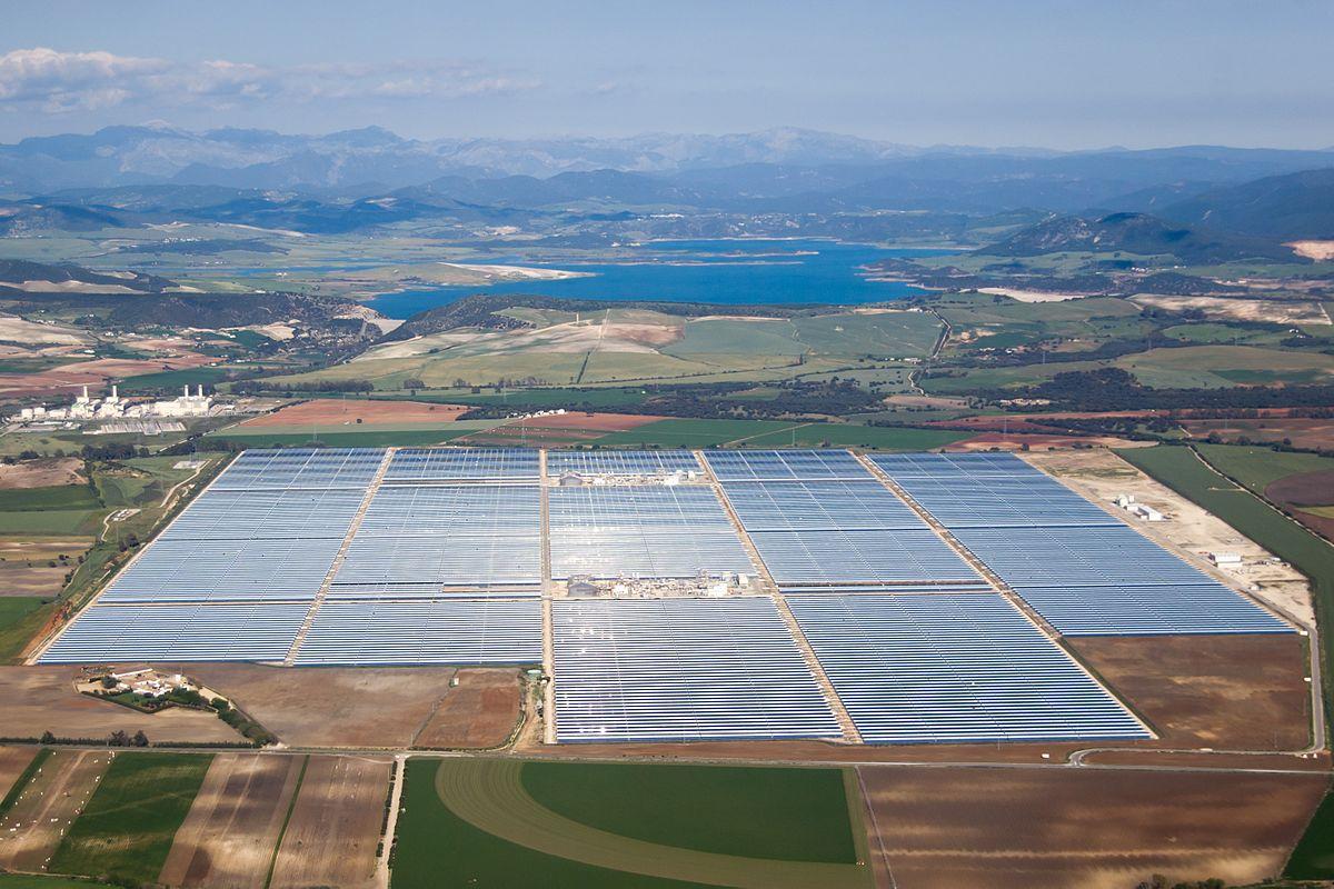 Centrale Solaire De Valle Wikip 233 Dia