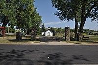 ValleyCityND PioneerPark Gate.jpg