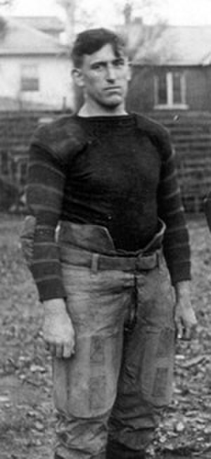 1919 College Football All-Southern Team - Josh Cody of Vanderbilt was a near unanimous selection.