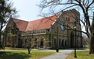 Vassar Chapel - Vassar Chapel