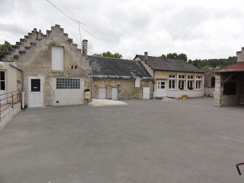 Vasseny (Aisne) école