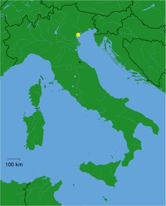 Music of Venice - Image: Venezia dot