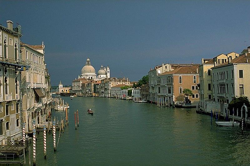 Archivo: VeniceCanalGrandeMariaSalute.jpg