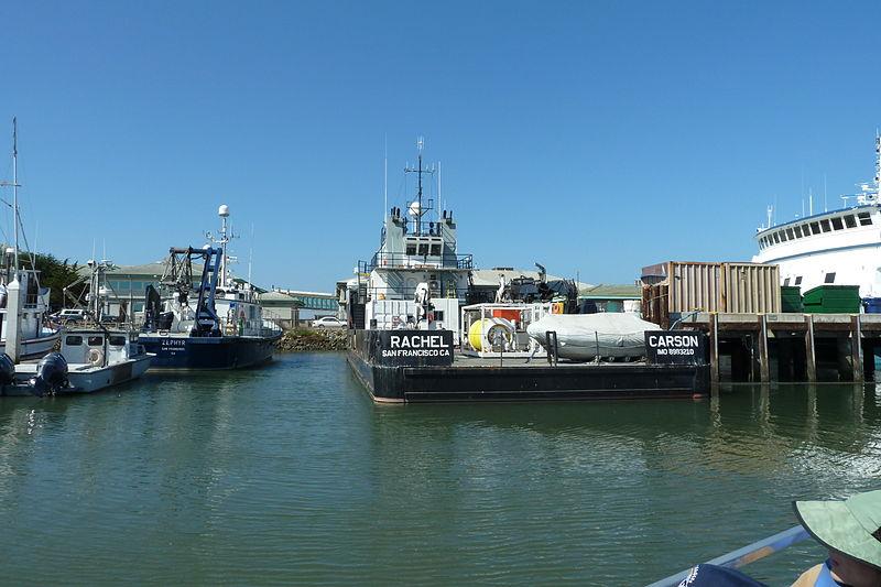 Vessels of the Monterey Bay Aquarium Research Institute 2012-10-13 P1030631.JPG