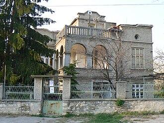 Vetrino - Image: Vetrino house 1