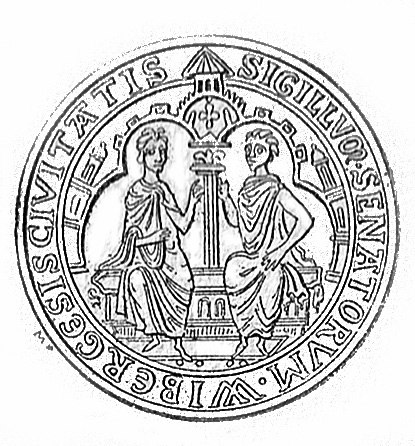 Official seal of Viborg