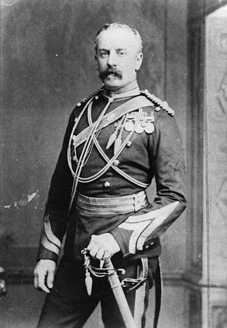 Lord William Beresford - Lord William Beresford, c. 1880