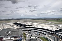 Vienna International Airport from the Air Traffic Control Tower 13.jpg