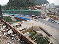 View from 2nd Floor, International Hotel Xiaoshan Hangzhou, Zhejiang, China, July 1, 2010 - panoramio (7).jpg