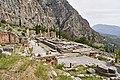 View of the Temple of Apollo (Delphi, Sanctuary of Apollo) on 4 October 2020.jpg