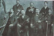 Musicisti viggianesi a Chicago (1909)
