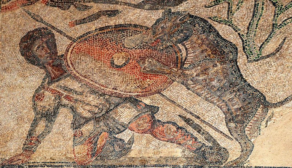 File villaromanalaolmeda 009 pedrosadelavega palencia jpg wikimedia commons - La villa romaine antique ...