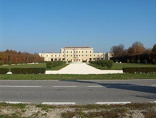 Santa Maria di Sala Comune in Veneto, Italy