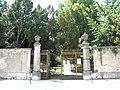Villa Maldura Grifalconi Bonaccorsi, parco (Pernumia) 07.jpg