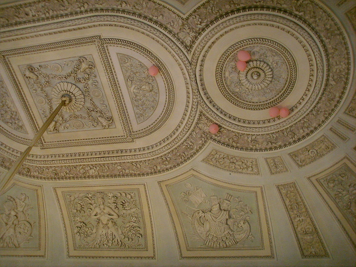 Stucco wikipedia - Stucchi decorativi in gesso ...