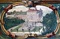 Villa medici, studiolo del cardinale, grottesche volta 07 progetto incompiuto per la facciata 2.jpg