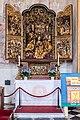 Villach Maria Gail Wallfahrtskirche Zu Unserer Lieben Frau gotischer Flügelaltar 21042017 7878.jpg