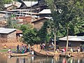 Village on DR Congo Side of Lake Kivu - Viewed from Rwandan Side of Frontier - Cyangugu (Rusizi) - Rwanda (9008059165).jpg