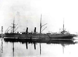 SS Ville du Havre