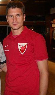 Milan Vilotić Serbian footballer