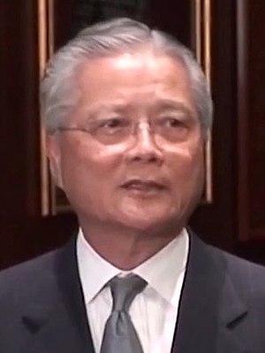 Liberal Party (Hong Kong) - Image: Vincent Fang 2015