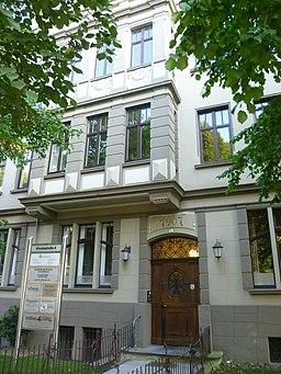 Vinckestraße in Minden