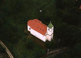 Vindornyalak Village in Western Transdanubia, Hungary