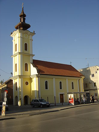 1793 in architecture - Church of Pentecost, Vinkovci (reconstructed)