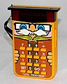 Vintage Texas Instruments Little Professor Electronic Calculator, Assembled In USA, Copyright 1976 (26246783187).jpg