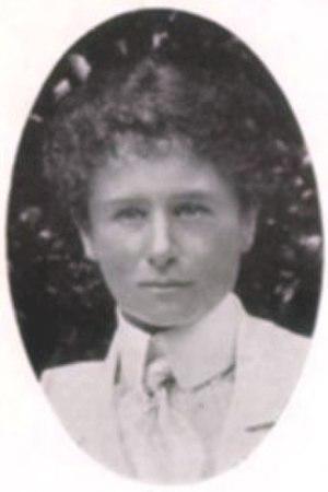 Violet Pinckney - Image: Violet millicent pinckney