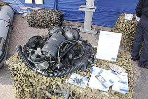 Viper (rebreather) - Viper-SC rebreather