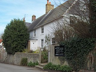 Monks House An Historic house in East Sussex, now a National Trust property,  was from 1919 until their deaths the home of Virginia and Leonard Woolf